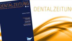 """Aktuelle DENTALZEITUNG mit Fokus """"Digitale Praxis"""" jetzt online"""