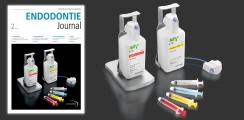 Aktuelles Endodontie Journal: Von Kanalsystem bis Seitenzahnfüllung