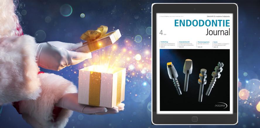 Von Wurzelfüllung bis Feilensequenz – Endodontie Journal online lesen