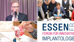 Am 25. und 26. September in Essen – Forum für Innovative Implantologie