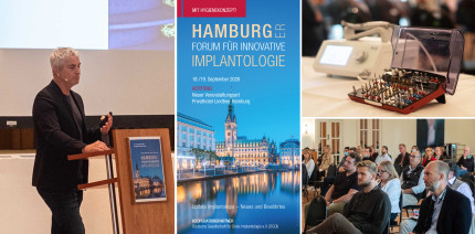 Hamburger Forum: Neues und Bewährtes der Implantologie