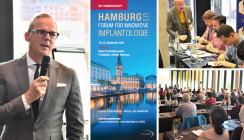 Neues und Bewährtes in der Implantologie im September in Hamburg
