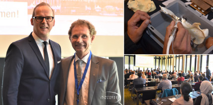 """""""Implantologie 4.0"""": 6. Hamburger Forum für Innovative Implantologie"""