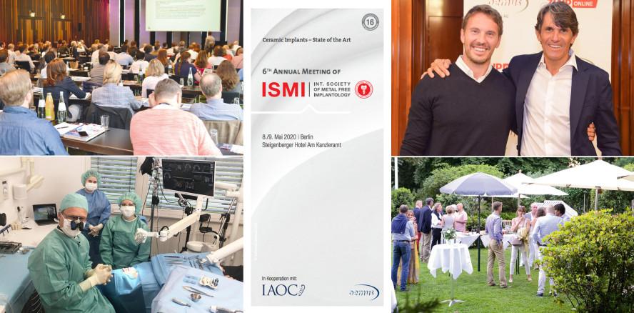 6. Jahrestagung der ISMI: Programm ab sofort verfügbar