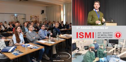 Keramikimplantate im Trend – 5. ISMI-Jahrestagung war voller Erfolg