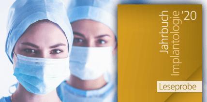 """Jahrbuch Implantologie 2020"": Leseprobe ab sofort online"