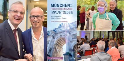 Aktuelle Trends in der Implantologie im Oktober in München