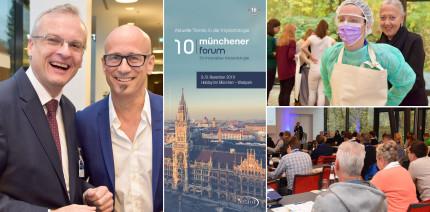 Aktuelle Trends: 10. Münchener Forum für Innovative Implantologie