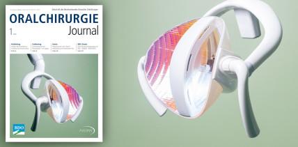 Oralchirurgie Journal: Erste Ausgabe des Jahres jetzt als ePaper erschienen