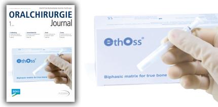 Aktuelles Oralchirurgie Journal – informativ und abwechslungsreich