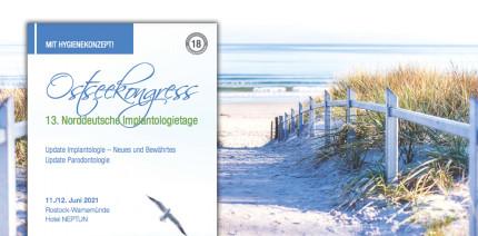 Ostseekongress 2021 – Viel Neues im Juni in Warnemünde