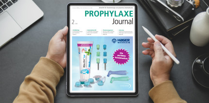 Aktuelles Prophylaxe Journal jetzt online lesen
