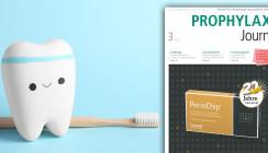 Prophylaxe Journal: Von Paro bis Periimplantitistherapie