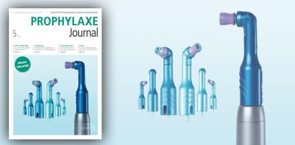 Aktuelles Prophylaxe Journal online: Neue Wege in der Zahnhygiene
