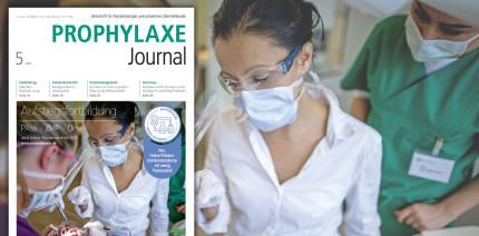 Aktuelles Prophylaxe Journal: Warn-Signale bei der Paro-Therapie