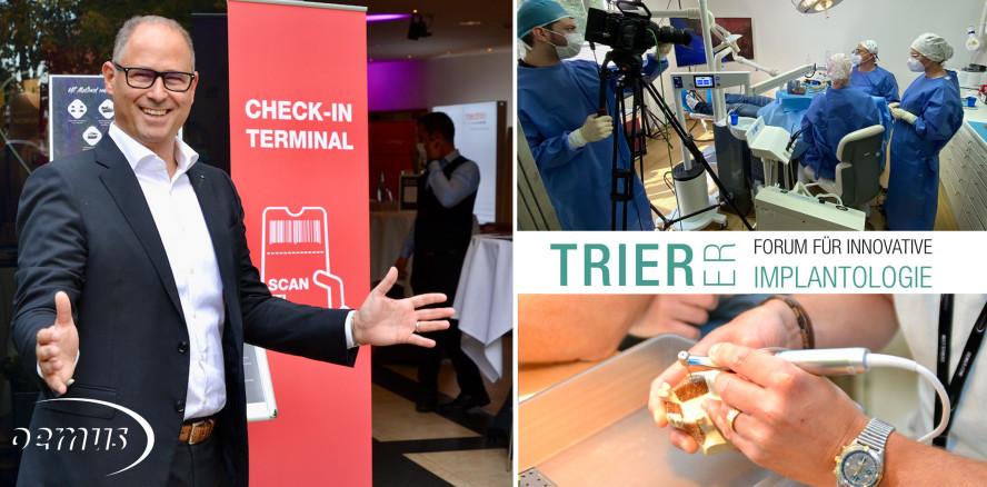 Trierer Forum für Innovative Implantologie 2020 erfolgreich
