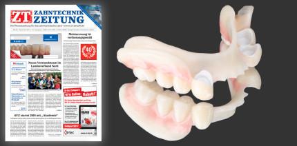 Dezember-Ausgabe der ZT Zahntechnik Zeitung online