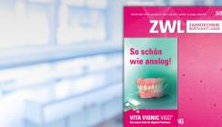 Aktuelle Ausgabe der ZWL steht im Zeichen der Laboreinrichtung