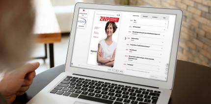 "Aktuelle ZWP mit Fokusthema ""Diagnostik"" jetzt online lesen"