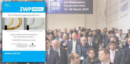 """Aktuelles ZWP Spezial mit """"Nachlese zur IDS 2017"""""""
