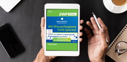 """Aktuelles ZWP spezial zum Thema """"Praxiseinrichtung"""" online"""