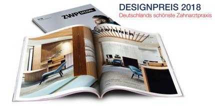 ZWP spezial zum Designpreis 2018 ab sofort online