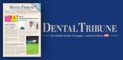 Praxishygiene: DAS Thema der Dental Tribune Österreich 3/2021