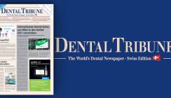 Visual relaunch: Dental Tribune Schweiz in neuem Gewand