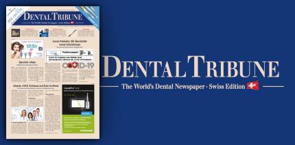 Die Dental Tribune Schweiz mit Fokus Implantologie ist online