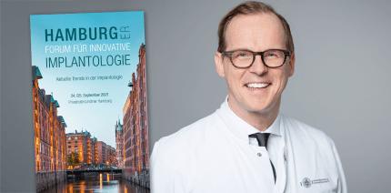 Aktuelle Trends in der Implantologie im September in Hamburg