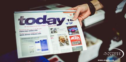 """Alle Ausgaben der Messezeitung """"today"""" als ePaper abrufbar"""