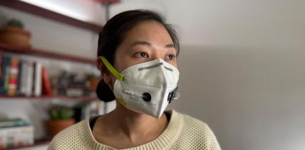 Forscher entwickeln FFP2-Maske mit integriertem Corona-Test