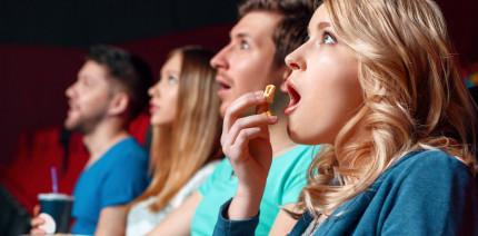Film ab: Der Behandlungsstuhl als Kinosessel