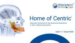 theratecc – Home of Centric© auf der IDS 2019 erleben