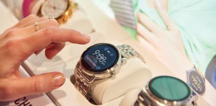 Smartwatch ist Top-Zukunftstrend für Uhrenbranche