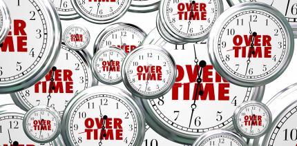 Arbeitgeber müssen Überstunden grundsätzlich vergüten