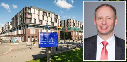 Prof. Beikler wird Direktor der Poliklinik für Zahnerhaltung des UKE
