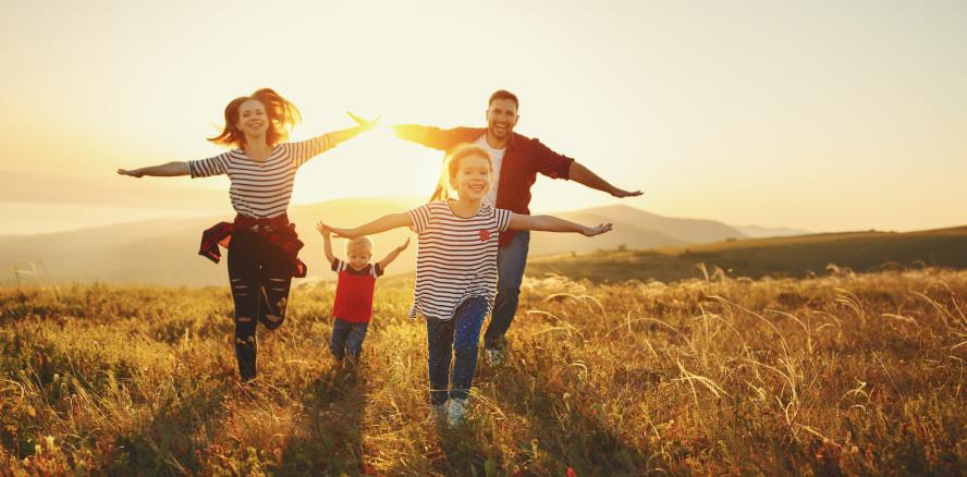 Studie zeigt: Österreicher sind glücklich und optimistisch