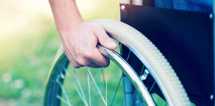 Umgang mit älteren und körperlich behinderten Menschen