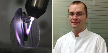 Forscher testen Plasmaverfahren für Periimplantitis-Theraphie