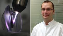 Forscher testen Plasmaverfahren für Periimplantitis-Therapie