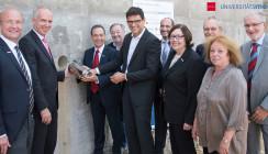 Uni Mainz: Bau der Zahn-Mund-Kieferklinik schreitet voran