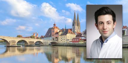 Dr. Fabian Cieplik mit IADR-Stipendium ausgezeichnet