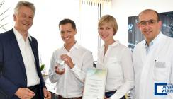Zahnmedizinstudent gewinnt den Global Clinical Case Contest