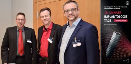 Implantologie 4.0 im Februar in Unna: Jetzt Plätze sichern