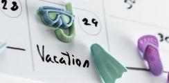 Urteil: Kein dauerhafter Anspruch auf halbe Urlaubstage