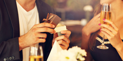 Herzklopfen de luxe: Auserlesene Valentinstagsgeschenke