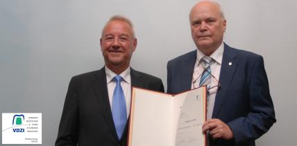 Höchste Auszeichnung des VDZI in Düsseldorf verliehen