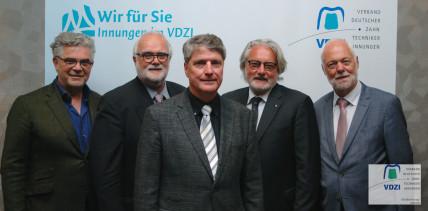 Dominik Kruchen einstimmig zum Präsidenten des VDZI gewählt