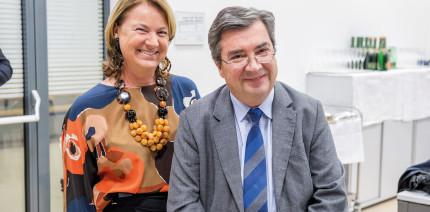 ÖGZMK Wien: Univ.-Doz. Dr. Werner Lill verabschiedet